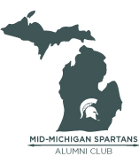 Logo of the Mid-Michigan Spartans