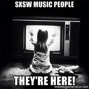 SXSW: Day 5 – Engaging Visuals, Millenials andSupporters